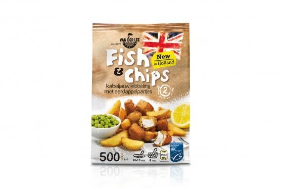 Nuovo prodotto al dettaglio Fish & Chips