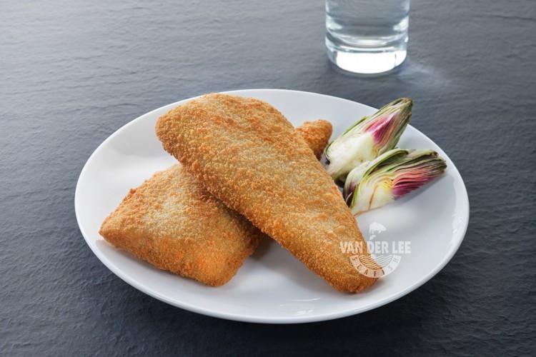Filetti di Merluzzo carbonaro impanati