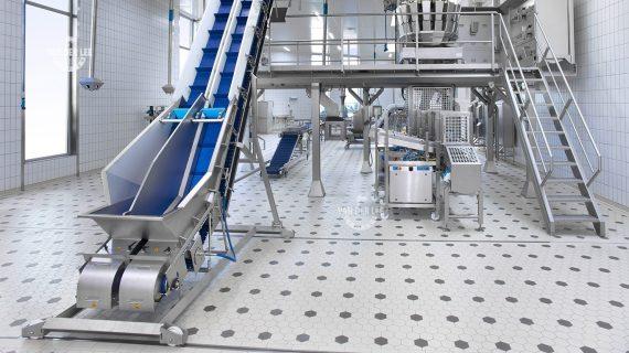 La nuova sezione imballaggio della Van der Lee Seafish è una mossa strategica