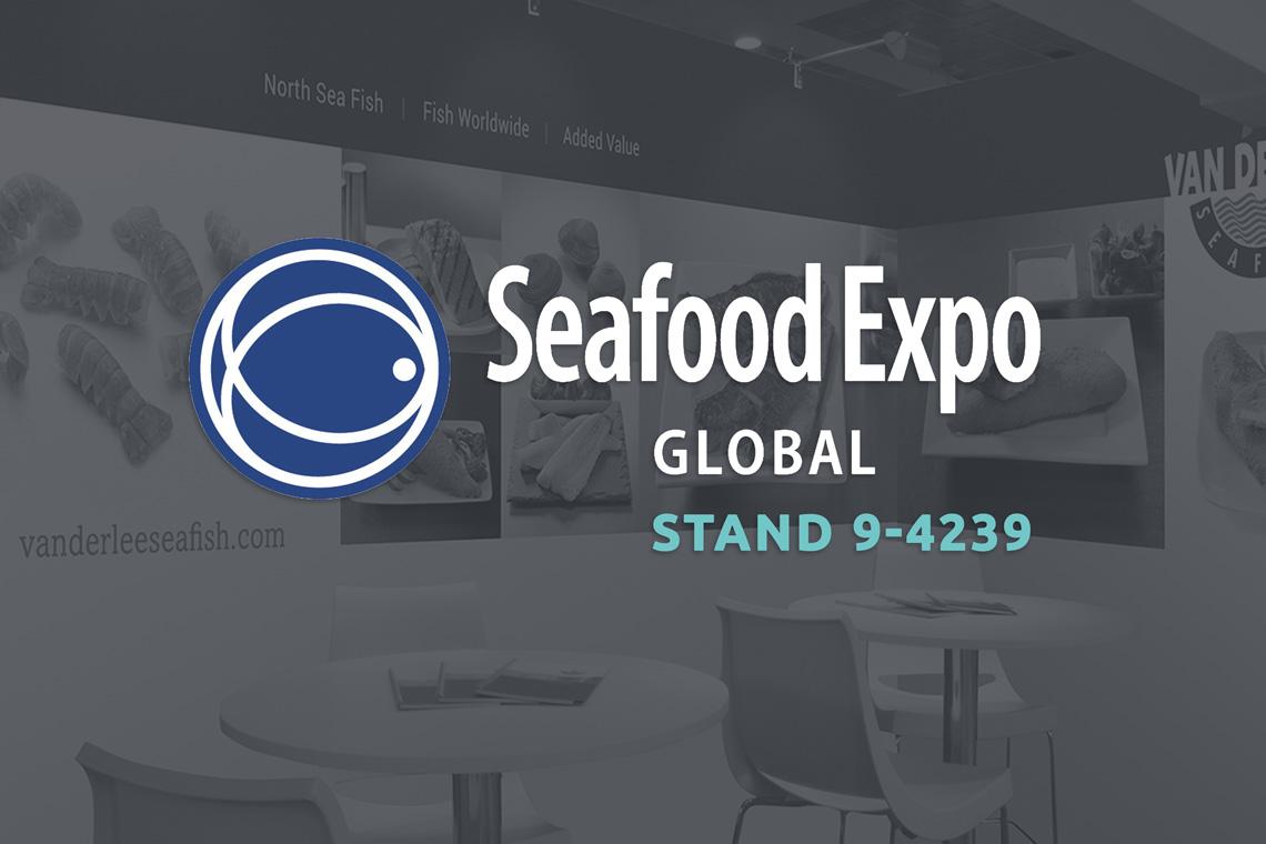 Verrete a trovarci alla Seafood Expo Global di Bruxelles?