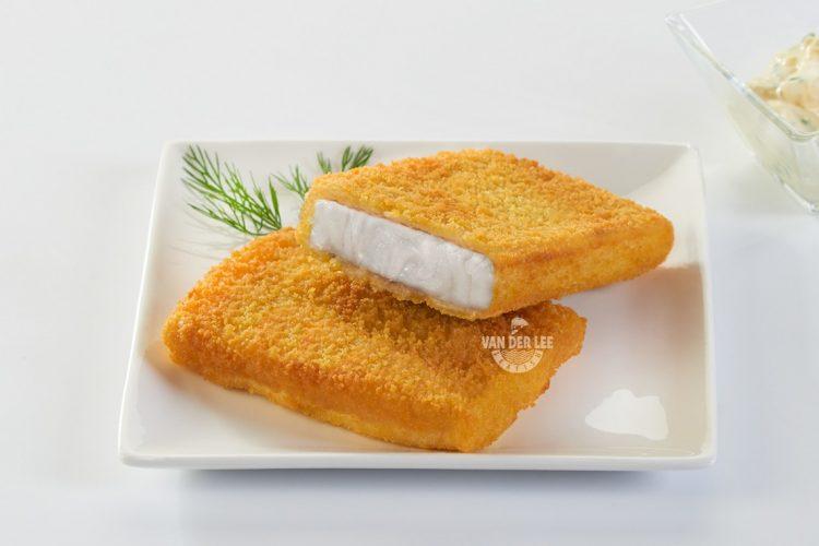 Porzione di filetto di pesce